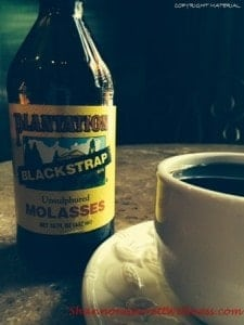 Blackstrap molasses 2
