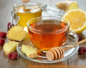 Ginger Tea Pic