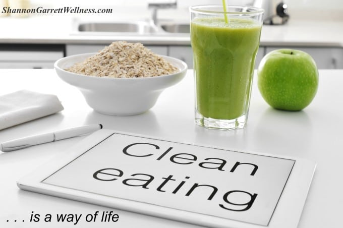 Clean Eating is a way of life Dollarphotoclub_77904029