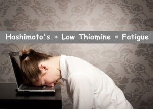 Hashimoto's Thyroid Fatigue