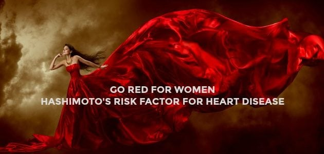 Go Red for Women Heart Disease Month