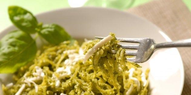 Cold Spaghetti Squash Salad