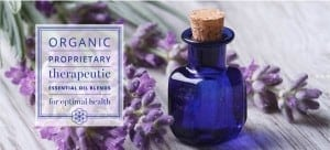 Vibrant Blue Aromatherapy Essential Oils