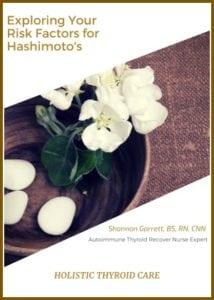Hashimoto's Risk Factors