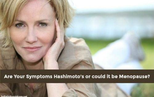 Menopause Hashimotos