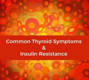 Hashimotos Hypothyroidism or Insulin Resistance