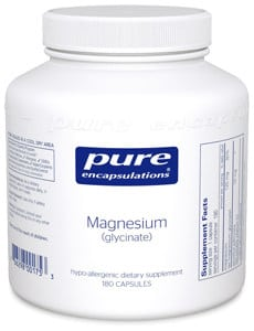 Magnesium Deficiency Symptoms Magnesium Glycinate