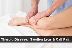 Leg Swelling Calf Pain