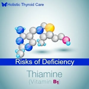 Risks of Thiamine Deficiency