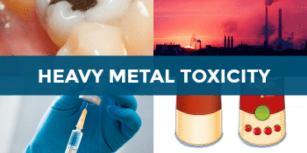 Sources of Heavy Metals