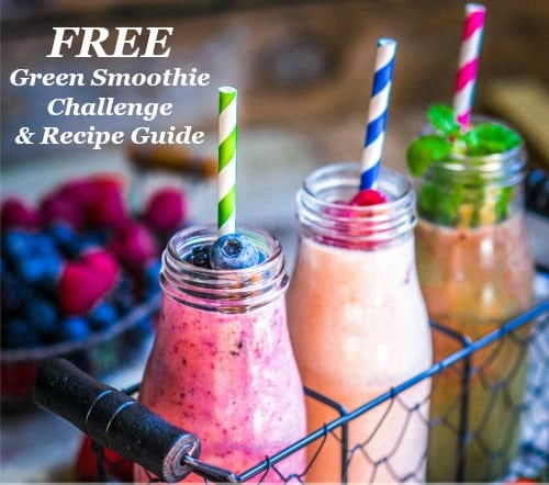 Green Smoothie Challenge Guide