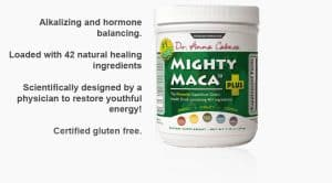 Mighty Maca Greens