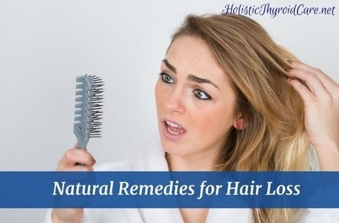 Hair Loss and Woman's Hairbrush