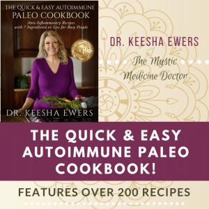 Keesha Ewers Paleo Cookbook