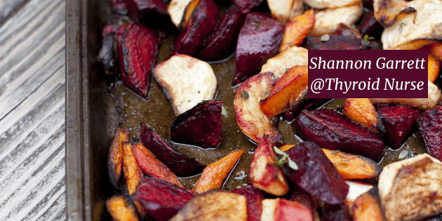 Curry Roasted Root Vegetables