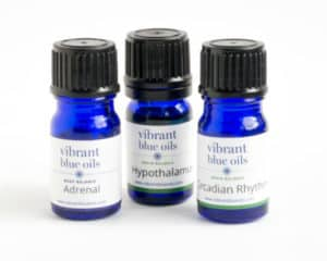 Vibrant Blue Oils Stress Support Kit